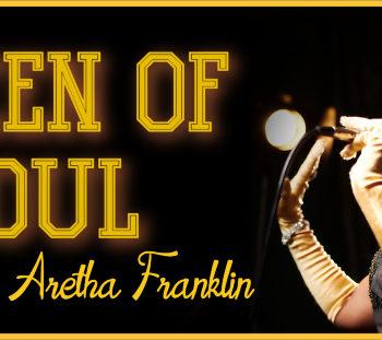 Queen of Soul – ON SALE SOON